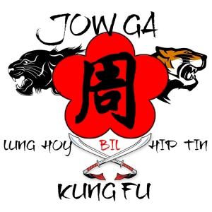 Jow Ga Tiger/Cougar Logo II - Jow Bil Branch