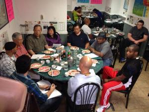 Kenny Chin, Raymond Wong, Chris Henderson, Ron Wheeler, Ricardo Ho