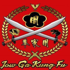 DC Jow Ga Logo Red